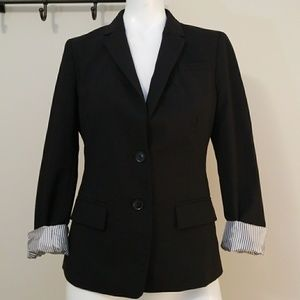 Banana Republic Blazer Black Size 0 Petite